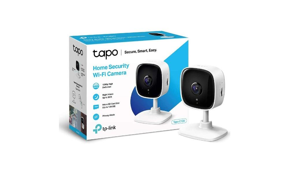 TP-Link IP Cámara Vigilancia WiFi